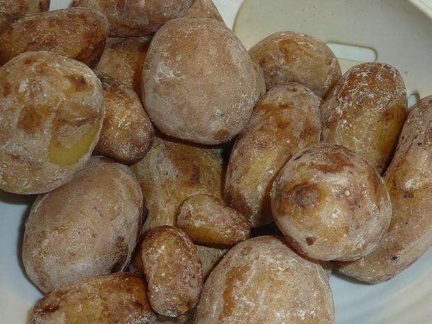 Beilagen: Kartoffeln in Salzkruste - Rezept - Bild Nr. 298