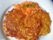 Karotten - Ingwer - Rösti - Rezept - Bild Nr. 291