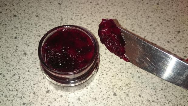 rohe Johannisbeermarmelade - Rezept - Bild Nr. 6061