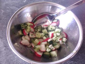 Rezept: Beilagensalat