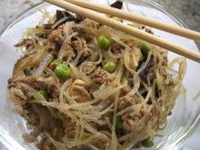 Salate: Asiatischer Glasnudelsalat - Rezept - Bild Nr. 326