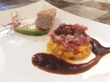 Thunfisch – Avocado – Mango – Buttermilch – Sojasauce - Rezept - Bild Nr. 328