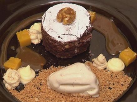 Schokolade – Walnuss – Banane – Karamell - Rezept - Bild Nr. 415