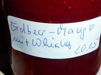 Rezept: Marmelade: Erdbeer-Mango