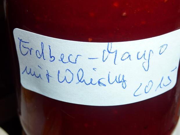 Marmelade: Erdbeer-Mango - Rezept - Bild Nr. 329