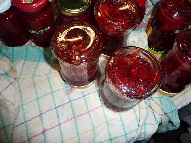 Marmelade: Erdbeer-Waldmeister - Rezept - Bild Nr. 340