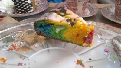 Regenbogenkuchen - Rezept - Bild Nr. 358