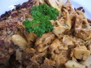 Pilze: Funghi alla toscana - Rezept - Bild Nr. 355