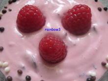 Dessert: Stracciatella- Himbeer-Creme - Rezept - Bild Nr. 361