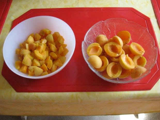 Käsekuchen mit Zuckeraprikosen - Rezept - Bild Nr. 368