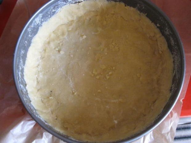 Käsekuchen mit Zuckeraprikosen - Rezept - Bild Nr. 373
