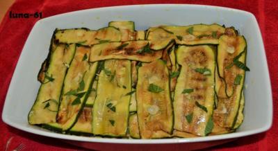 Zucchine alla scapece - Rezept - Bild Nr. 394