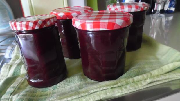 dornfelder zwetschgen marmelade rezept. Black Bedroom Furniture Sets. Home Design Ideas