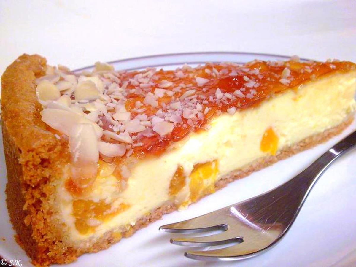 Bilder für Kuchen - Mandarinen Schmandkuchen - Rezept