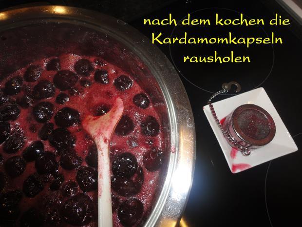 feine Kirschen Marmelade - Rezept - Bild Nr. 505