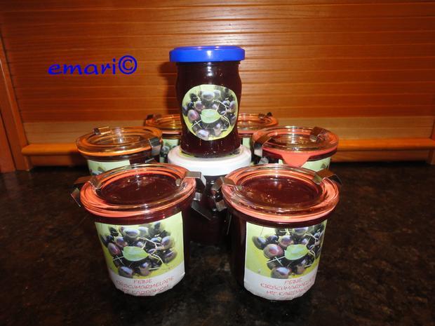 feine Kirschen Marmelade - Rezept - Bild Nr. 502