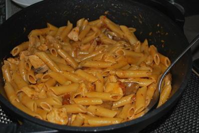 Annis One-Pot-Pasta - Rezept - Bild Nr. 501