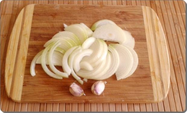 Gebratene Rinderleber auf   Kartoffel-Türmchen - Rezept - Bild Nr. 531