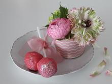 Cake Pops rosa - Rezept - Bild Nr. 541
