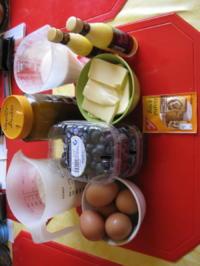 Heidelbeeren - Eierlikör Gugelhupf - Rezept - Bild Nr. 552