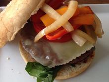 Spanischer Burger - Rezept - Bild Nr. 567