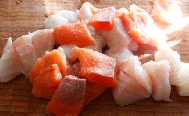 Pikante Fischsuppe - Rezept - Bild Nr. 557