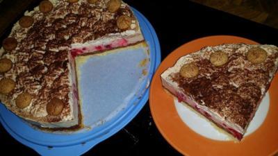 Espresso Himbeer Torte - Rezept - Bild Nr. 562