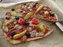 Kartoffel-Pizza - Rezept - Bild Nr. 577