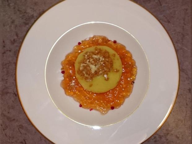 Kartoffelziegenkäseknödel, Quittengelee - Rezept - Bild Nr. 586