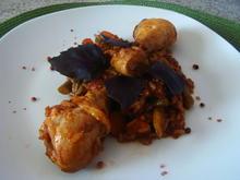 Tomaten-Reis-Hähnchen - Rezept - Bild Nr. 586