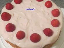 Backen: Erdbeer-Mascarpone-Torte - Rezept - Bild Nr. 601