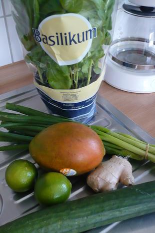 Matjes mit Mango - Rezept - Bild Nr. 599