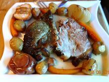 Schweineschopfbraten mit Knochen - Rezept - Bild Nr. 625