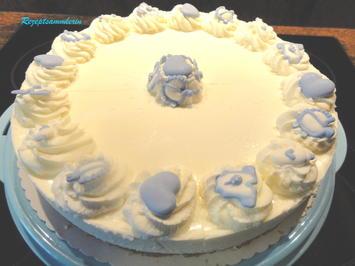 kalte Kuchen:   SAURE - SAHNE - TORTE - Rezept - Bild Nr. 616