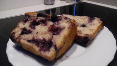 Rezept: Heidelbeer-Kuchen