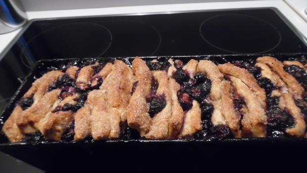 Heidelbeer-Kuchen - Rezept - Bild Nr. 708