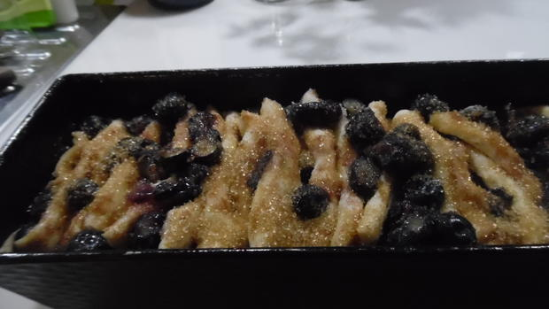 Heidelbeer-Kuchen - Rezept - Bild Nr. 709