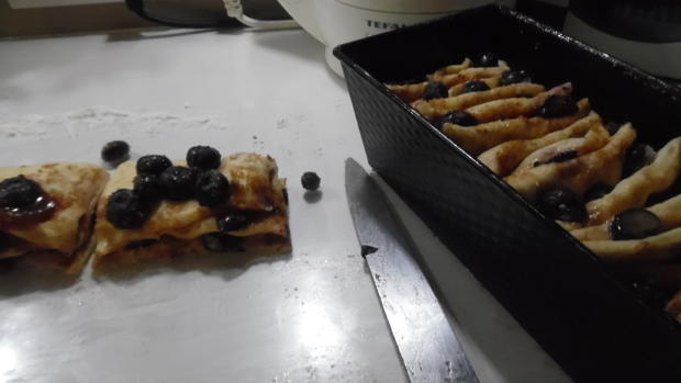 Heidelbeer-Kuchen - Rezept - Bild Nr. 710