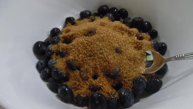Heidelbeer-Kuchen - Rezept - Bild Nr. 715