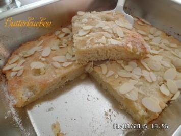 Butterkuchen - Rezept - Bild Nr. 705