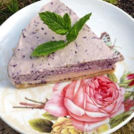 Raw vegan Blueberry Cheesecake - Rezept - Bild Nr. 736
