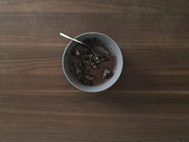 Oreo-Bananen Eis mit nur 2 Zutaten - Rezept - Bild Nr. 737