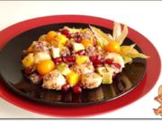 Raffinierter fruchtiger Obstsalat mit Rote Quinoa - Rezept - Bild Nr. 737