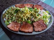 Salat: Spätzle-Salat - Rezept - Bild Nr. 760