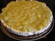 Stracciatell-Cheese-Cake mit Trauben - Rezept - Bild Nr. 793