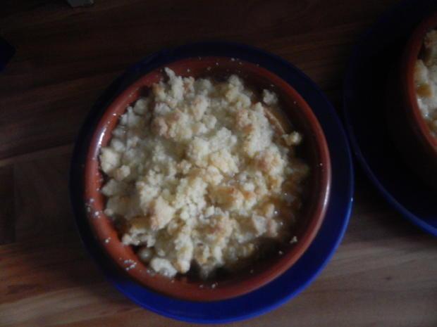 Dessert - Apfelcrumble - Rezept - Bild Nr. 809