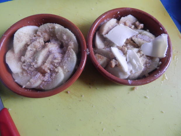 Dessert - Apfelcrumble - Rezept - Bild Nr. 811