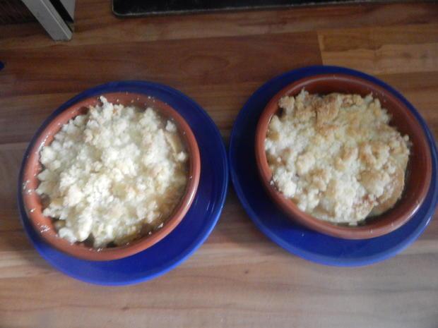 Dessert - Apfelcrumble - Rezept - Bild Nr. 813
