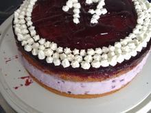 Heidelbeer-Joghurt-Torte - Rezept - Bild Nr. 855