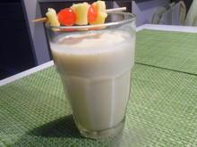 Pina-Colada-Smoothie - Rezept - Bild Nr. 865